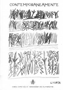 Libro Contemporaneamente Manolo Da Rold Corale Zumellese